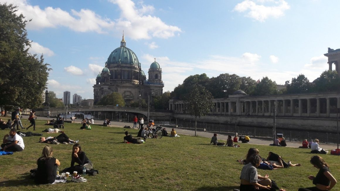 Njemačka/Berlin 2019. by ES
