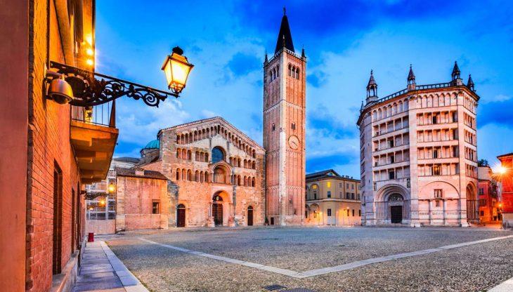 Italija/Parma 2021. by LR