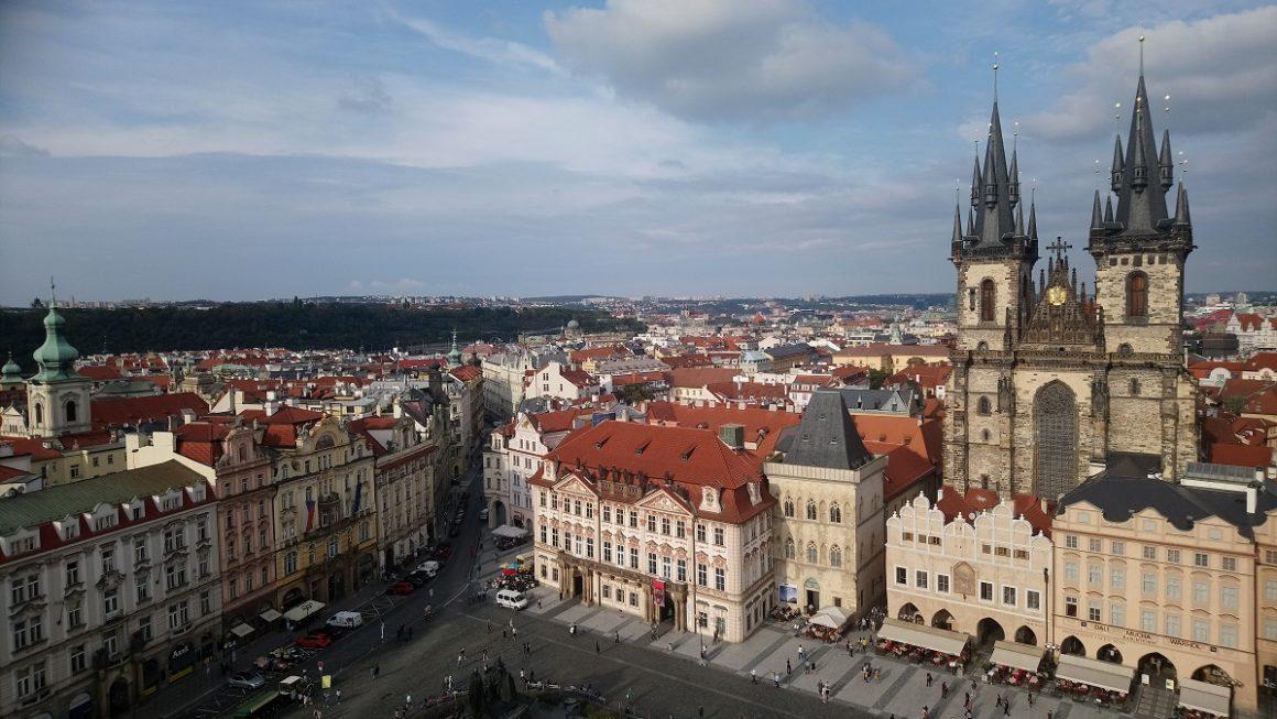 Češka/Prag 2018. by FK
