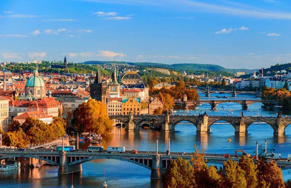 Češka/Prag 2021. by IB