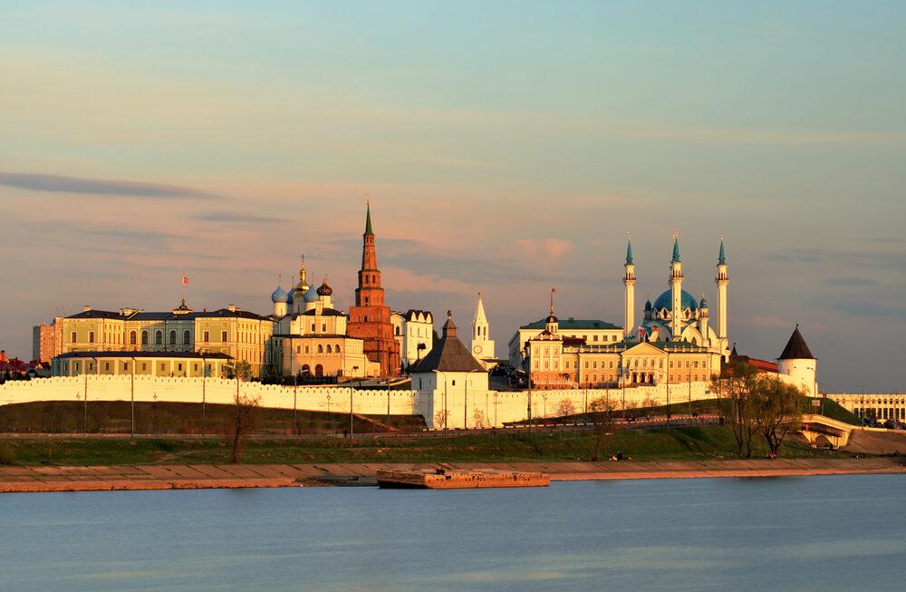 Rusija(Tatarstan)/Kazan 2021. by FR