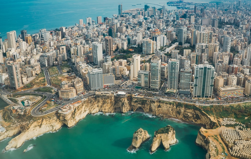 Libanon/Beirut 2021. by DM