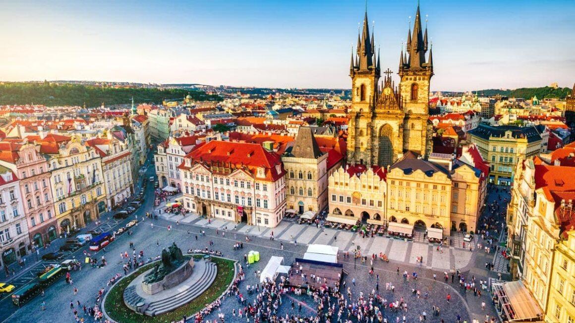 Češka/Prag 2021. by EH